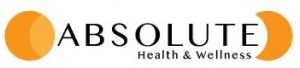 Absolute Health and Wellness logo located in Paris Ontario
