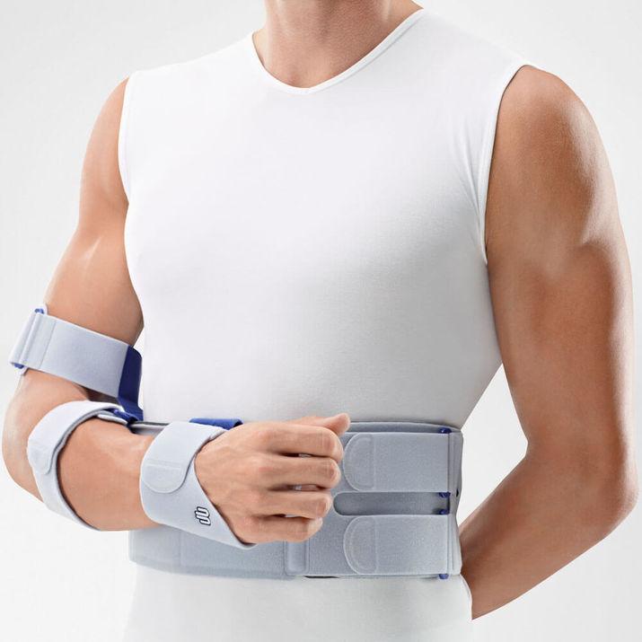 Bauerfeind OmoLoc® Shoulder brace paris brantford ontario physiotherapy chiropractor