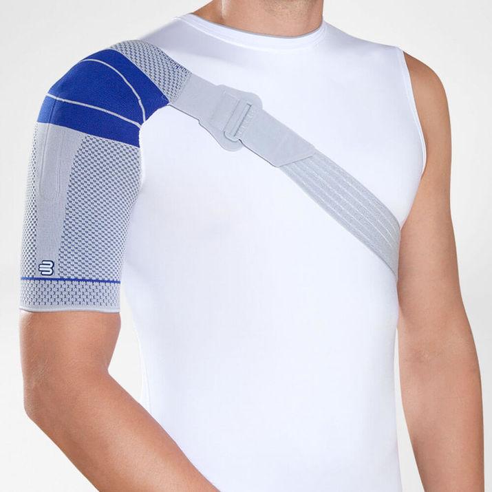 Bauerfeind OmoTrain® S Shoulder brace paris brantford ontario physiotherapy chiropractor