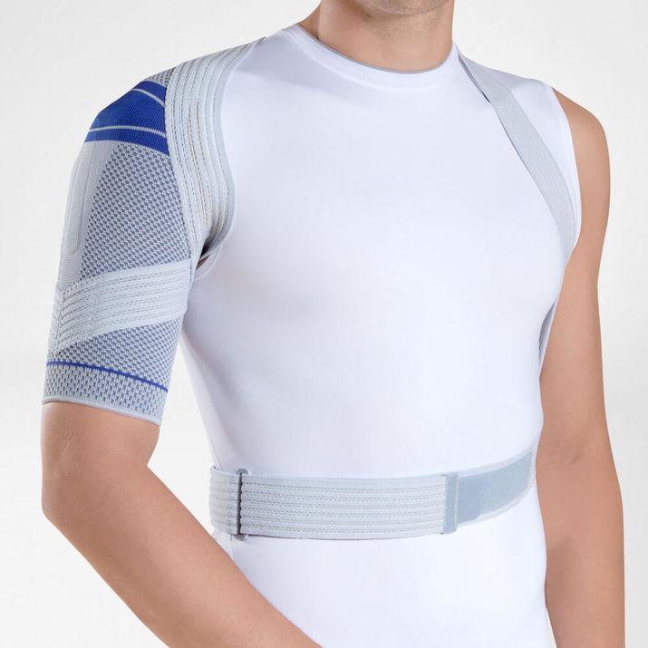 Bauerfeind OmoTrain® Shoulder brace paris brantford ontario physiotherapy chiropractor